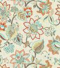 Waverly Multi-Purpose Decor Fabric 54\u0022-Brighten Blossom Flint