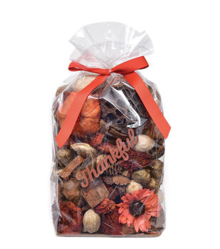 Blooming Autumn Scented Potpourri-Thankful