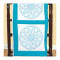 Jack Dempsey Needle Art 18\u0027\u0027x18\u0027\u0027 Stamped Quilt Blocks-Dream Catcher