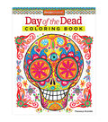 Adult Coloring Book-Design Originals Day Of The Dead