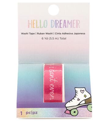 American Crafts Hello Dreamer Washi Tape 6 yds.-Lights
