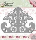 Find It Trading Precious Marieke Seasonal Flowers Die-Card Stand