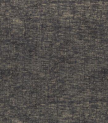 "Harvest Cotton Fabric 43""-Purple Crosshatch"