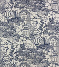 Multi-Purpose Decor Fabric 54\u0022-Kasuri Baltic