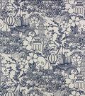 Multi-Purpose Decor Fabric-Kasuri Baltic