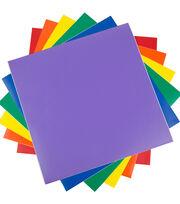 Silhouette of America 6 Pack 12''x12'' Vinyl Samplers-Multi, , hi-res