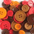 Favorite Findings  3.5 oz. Value Pack Buttons-Autumn Colors