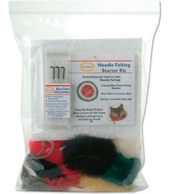 Felting Needle Starter Kit