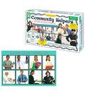 Key Education Listening Lotto: Community Helpers Board Game Grade PK-1