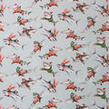 Super Snuggle Flannel Fabric-Sharks In Sweaters