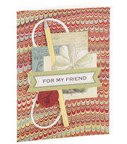 Anna Griffin Card Kit Birthday For My Friend Vintage, , hi-res