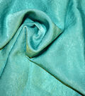 Silky Sanded Satin Fabric 58\u0022-Pepper Green