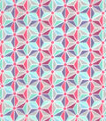 Snuggle Flannel Fabric -Gypsy Geometric