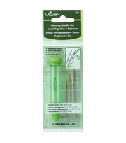Clover Chibi  Darning Needle Set 3/pkg, , hi-res