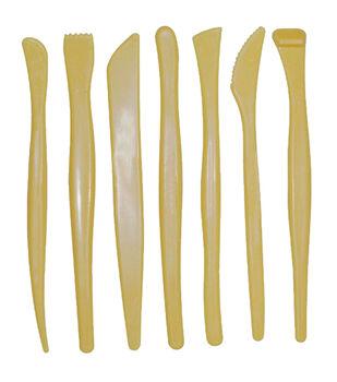 Plastic Modeling Tool Set 7/Pkg