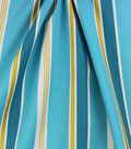 Solarium Outdoor Decor Fabric 54\u0027\u0027-Turquoise Heatwave