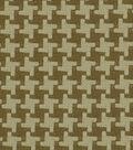 Home Decor 8\u0022x8\u0022 Fabric Swatch-Upholstery Robert Allen Square Pegs Khaki