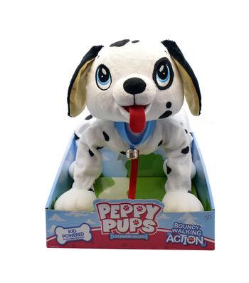 Peppy Pups Dalmatian in Display Box