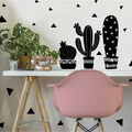 York Wallcoverings Wall Decals-Geo Cactus