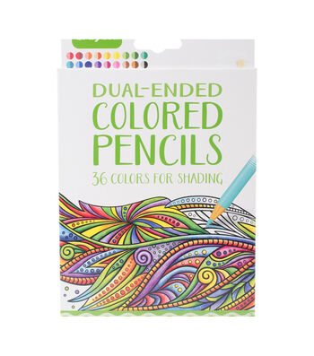 Crayola Dual-Ended Colored Pencils For Shading