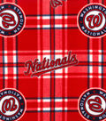Washington Nationals Fleece -Plaid