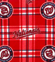 "Washington Nationals Fleece 58""-Plaid, , hi-res"