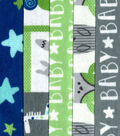 Jelly Roll Cotton Fabric Pack 2.5\u0027\u0027x42\u0027\u0027-Boy