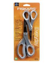 """Fiskars 5""""&8"""" Performance Titanium Nonstick 2Pk, , hi-res"""