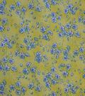 Premium Quilt Cotton Fabric-Remi Flower Bunches