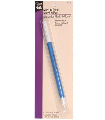 Dritz Marking Pen w/ Water Soluble Ink-Blue