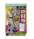 Barbie Crayola Color-In Fashions Doll
