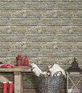 WallPops NuWallpaper Peel & Stick Wallpaper-Planks