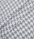 Lightweight Decor Fabric 59\u0022-Crosshatch Light Green