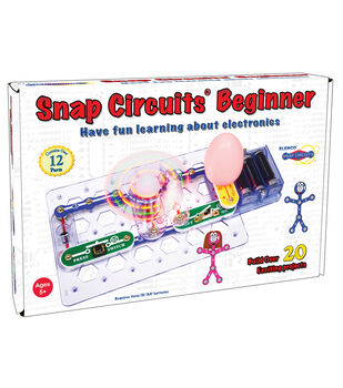 Snap Circuits Beginner Projects