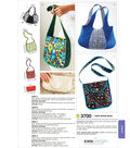 Kwik Sew Crafts Totes & Bags-K3700