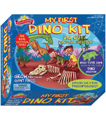 Scientific Explorer-My 1st Dino Kit
