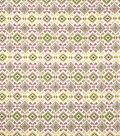 Home Decor 8\u0022x8\u0022 Fabric Swatch-SMC Designs Marvin /   Sherbet