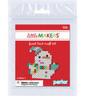 Little Makers Bead Kit-Snowman