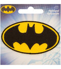 DC Comics Batman Iron-On Applique-Logo