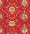 Waverly Lightweight Decor Fabric 54\u0022-Summer Rain/Gem