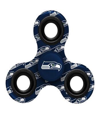 Seattle Seahawks Diztracto Spinnerz-Three Way Fidget