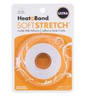 HeatnBond Soft Stretch Ultra Iron On-Adhesive Tape 5/8\u0022x10yds