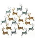 Jolee\u0027s Christmas Embellishments 16/Pkg Mini Reindeer