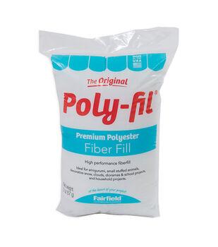Poly-Fil 2 oz. Premium Polyester Fiber Fill