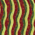 Susan Winget Cotton Fabric -Metallic Christmas