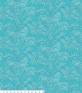 No Sew Fleece Throw 72\u0022-Flamingo on Blue