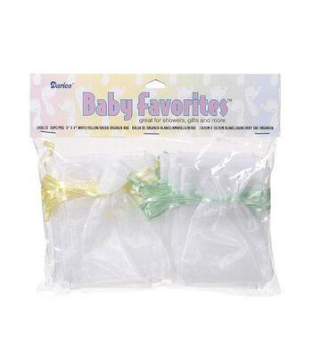 Darice 24ct 3''x4'' Organza Bags????