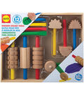 Alex Toys Wooden Dough Tool Set