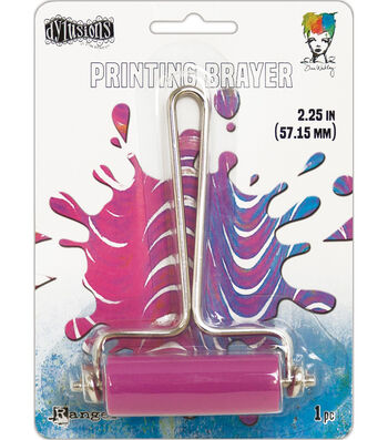 Ranger Small Printing Gel Press Brayer
