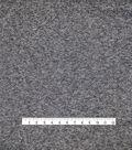 Varsity Club Stretch Boucle Fabric 57\u0027\u0027-Heather Grey
